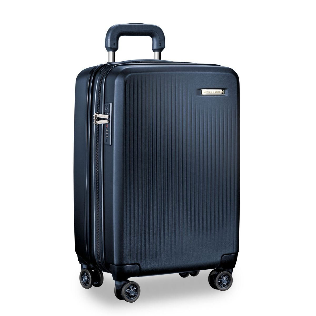 กระเป๋าเดินทาง BRIGGS & RILEY รุ่น SU122CXSP-59 Domestic Carry-On Expandable Spinner สี Matt Navy