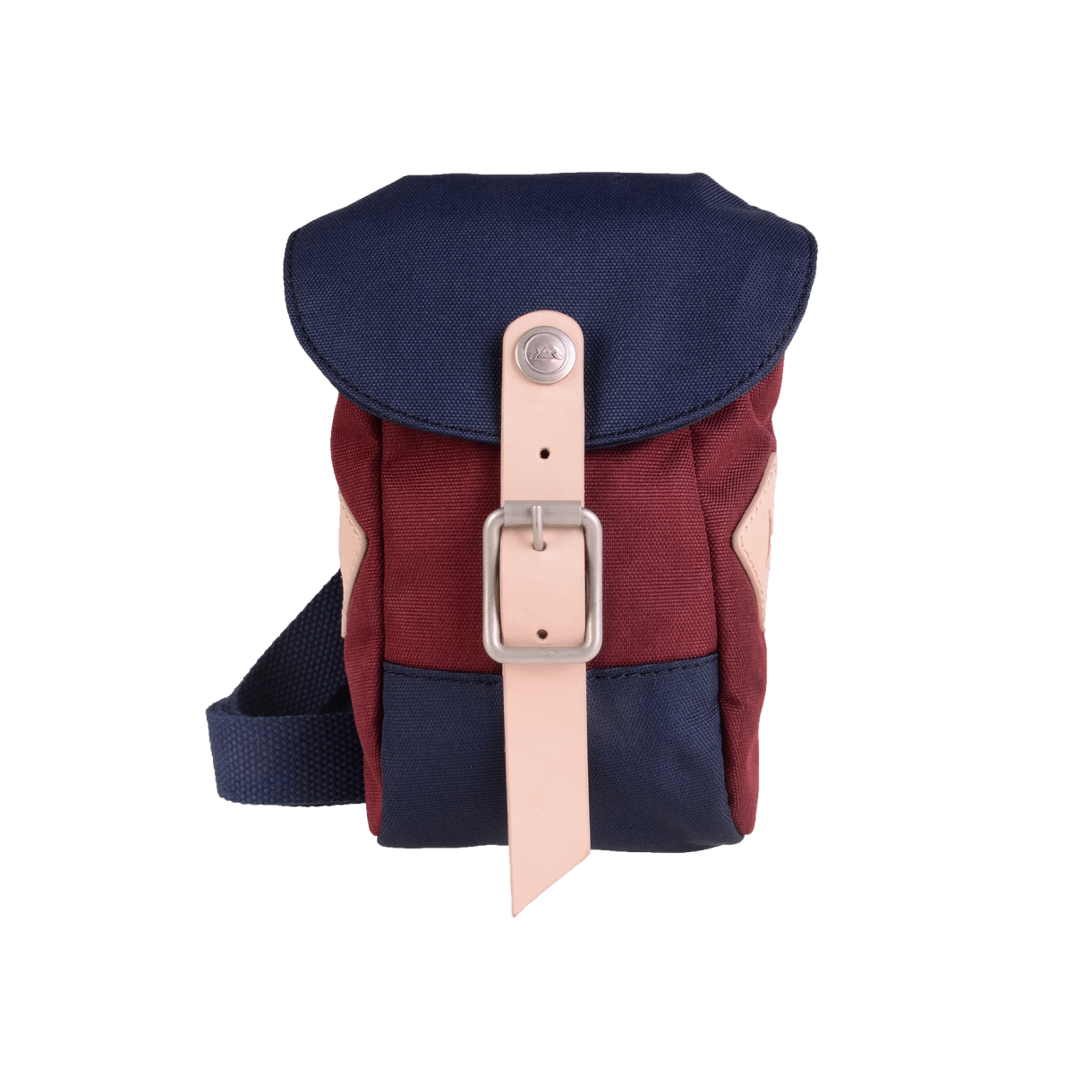 Speedie Cross body bag <Wine X Navy>